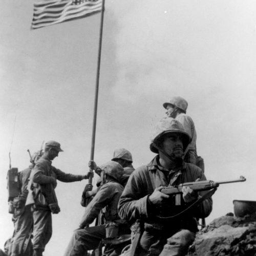 first-Iwo-Jima-Flag-raising-500x500